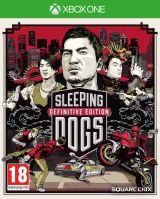 Купить Игру Sleeping Dogs: Definitive Edition Русская Версия (Xbox One) на Xbox One диск