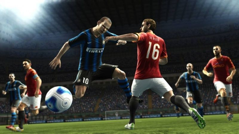 Pro Evolution Soccer 2012 (PES 12) (PS3)