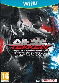 Купить игру Tekken: Tag Tournament 2 (Wii U) на Nintendo Wii U диск