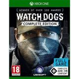 Купить Игру Watch Dogs Complete Edition (Xbox One) на Xbox One диск