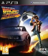 Back to the Future: The Game (Назад в будущее) (PS3)