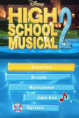 Игра High School Musical 2 Work This Out (DS) для Nintendo DS