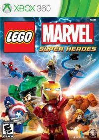 LEGO Marvel: Super Heroes Русская Версия (Xbox 360)