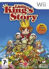 Купить игру Little King's Story (Wii/WiiU) на Nintendo Wii диск
