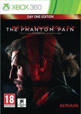 Metal Gear Solid 5 (V): The Phantom Pain (Фантомная боль) Day One Edition Русская Версия (Xbox 360) для Игры