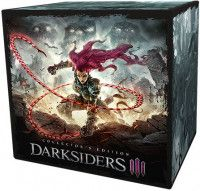 Купить Darksiders: 3 (III) Collector's Edition Русская Версия (PC)