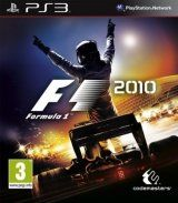 Купить игру Formula One F1 2010 (PS3) USED Б/У для Sony Playstation 3