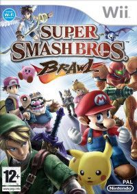 Купить игру Super Smash Bros Brawl Wi-Fi. (Wii/WiiU) на Nintendo Wii диск