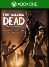 The Walking Dead: The Complete First Season (Xbox One)