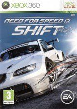 Купить Игру Need for Speed: Shift (Xbox 360) на Microsoft Xbox 360 диск