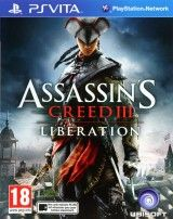 Assassin's Creed 3 (III): Liberation (Освобождение) (PS Vita)