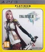 Купить игру Final Fantasy XIII (13) Platinum (PS3) на Playstation 3 диск