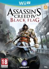 Assassin's Creed 4 (IV): Черный флаг (Black Flag) (Wii U)