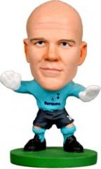Фигурка футболиста Soccerstarz - Spurs Brad Friedel - Home Kit (73439)
