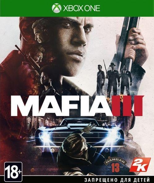 Mafia 3 (III) Русская версия (Xbox One)