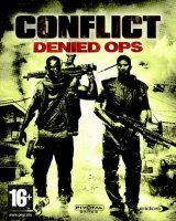 Купить игру Conflict: Denied Ops (PS3) на Playstation 3 диск