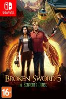 Купить игру Broken Sword 5: The Serpent's Curse Русская Версия (Switch) диск