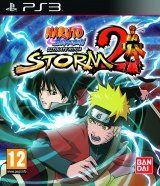 Купить игру Naruto Shippuden: Ultimate Ninja Storm 2 (PS3) USED Б/У для Sony Playstation 3