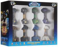 Skylanders Imaginators. Набор из 8 кристаллов (стихии Tech/Life/Undead/Earth/Water/Light/Magic/Dark) Фигурки Skylanders