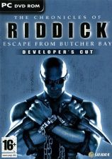 The Chronicles of Riddick: Escape from the Butcher Bay Box (PC)