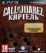 Купить игру Call of Juarez: Картель (The Cartel) Limited Edition Русская Версия (PS3) на Playstation 3 диск