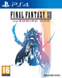Игра Final Fantasy XII: The Zodiac Age (PS4) Playstation 4