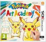 Купить игру Pokemon Art Academy (Nintendo 3DS) на 3DS