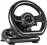 Руль с педалями Speedlink Black Bolt Racing Wheel (SL-650300-BK) (PC)