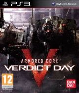 Купить игру Armored Core: Verdict Day (PS3) на Playstation 3 диск