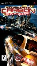 Игра Need for Speed Carbon: Own the City Platinum (PSP) для Sony PSP