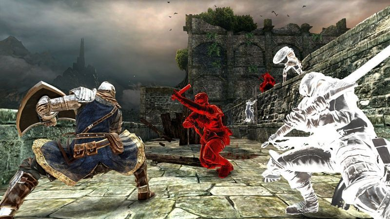 Dark Souls 2 (II): Scholar of the First Sin Русская Версия (PS3)