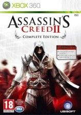 Купить Игру Assassin's Creed 2 (II) Полное Издание (Complete Edition, Game Of The Year Edition) (Classics) Русская Версия (Xbox 360/Xbox One) на Microsoft Xbox 360 диск