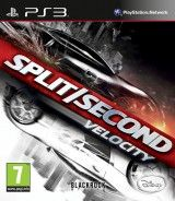 Игра Split/Second: Velocity для Sony PS3