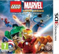 Купить игру LEGO Marvel: Super Heroes (Nintendo 3DS) на 3DS