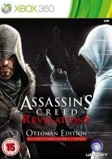 Купить Игру Assassin's Creed: Откровения (Revelations) Ottoman Edition Русская Версия (Xbox 360/Xbox One) на Microsoft Xbox 360 диск