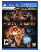 Купить Игру Mortal Kombat (PS Vita) для PS Vita