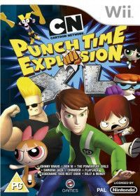 Купить игру Cartoon Network Punch Time Explosion XL (Wii/WiiU) на Nintendo Wii диск