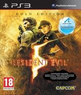 Resident Evil 5 Gold Edition (PS3) USED Б/У