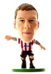 Фигурка футболиста Soccerstarz - Sunderland James McClean - Home Kit (400081)