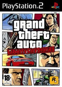 GTA: Grand Theft Auto: Liberty City Stories (PS2)