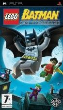 Игра LEGO Batman: The Videogame (PSP) для Sony PSP
