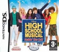 Игра High School Musical: Makin' the Cut (DS) для Nintendo DS