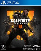Игра Call of Duty: Black Ops 4 Русская Версия (PS4) Playstation 4