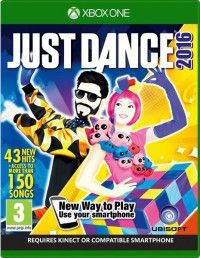 Just Dance 2016 для Kinect (Xbox One)