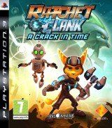 Купить игру Ratchet And Clank A Crack In Time (PS3) на Playstation 3 диск