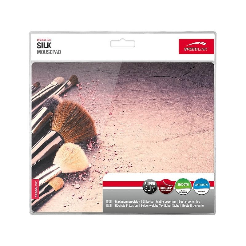 Коврик для мыши Speedlink Silk Mousepad Brushes (SL-620000-BRUSHES) (PC)