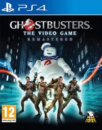 Ghostbusters: The Video Game (Охотники за приведениями) Remastered (PS4)
