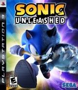 Купить игру Sonic Unleashed (PS3) на Playstation 3 диск