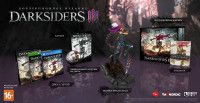 Купить Игру Darksiders: 3 (III) Collector's Edition Русская версия (Xbox One) на Xbox One диск