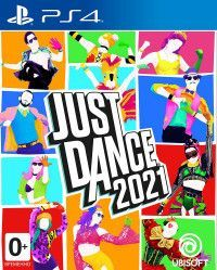 Игра Just Dance 2021 Русская версия (PS4/PS5) Playstation 4